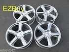 SILVERADO TAHOE FACTORY STYLE POLISHED SET FOUR NEW WHEELS RIMS 5308