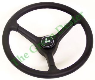 JOHN DEERE GATOR STEERING WHEEL FITS 4X2 & 6X4 NIB M71094 AM103066