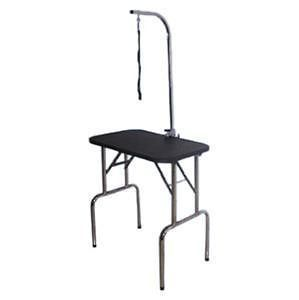New BestPet Large Adjustable Pet Dog Grooming Table w/Arm/Noose H02