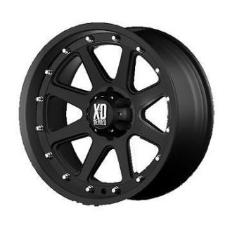 XD XD798 Addict 6x135 +18 Wheels Toyo Open Country AT II LT285/70R17