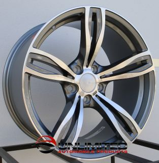 19 2013 M6 Style Wheels Rims Fit BMW F30 3 Series 328 335 2012