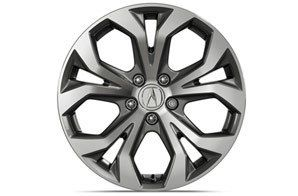 Acura 2013 RDX 18 Accessory Diamond Cut Alloy Wheels Rims 08W18 TX4