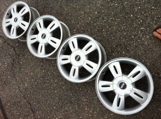 JCW Works Rocket Design Stock Factory 15 Wheels Rims 4x100