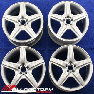 CL63 S63 AMG 20 2008 2009 2010 2011 2012 OEM WHEELS RIMS 85028 85029