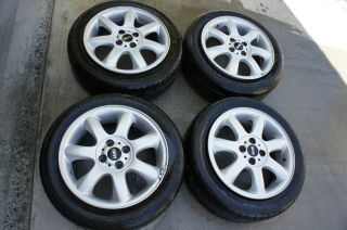 Used 2010 Mini Cooper s Wheels w New Tires