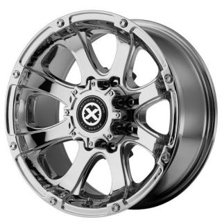 16 inch Chrome Wheels Rims Chevy 2500 3500 1500HD Truck 8 Lug 8x6 5