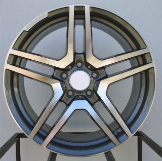 20 AMG Style Wheels Rims Fit Mercedes C230 C240 C280 2000 2007