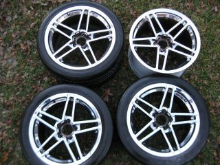 2007 Chevy Corvette Z06 Factory OEM Rims