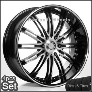 24inch Wheels and Tires 300C Magnum Charger S10 Rims