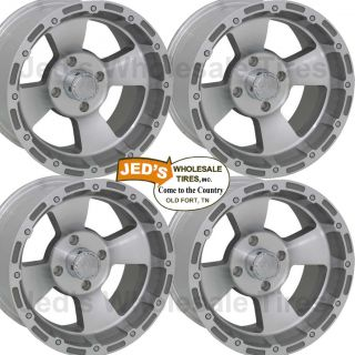 14 14X7 14x8 4 156 ATV Rims Wheels for Polaris Ranger 400 500 RZR