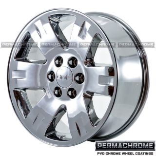 GMC 1500 Truck 20 PVD Chrome Wheels Outright Sale