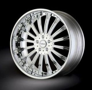 21 Vellano VTC Custom Forged Wheels Rims Land Rover Mercedes Cadilla
