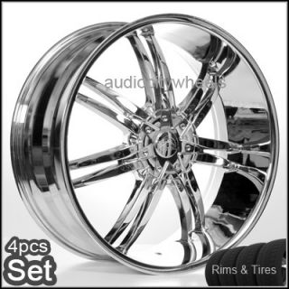 26inch Wheels and Tires Wheels Rims Chevy Ford Cadillac