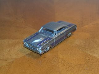 Hot Wheels Garage 30 Car Set  Exclusive 64 Ford Falcon Sprint