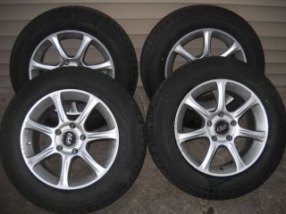 Blizzak REVO1 Winter Snow Tires 215 65R16 w BMW ASA Wheels Rims