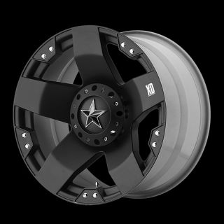 KMC XD775 Rockstar Rims Tires Federal Couragia MT 35 Wheels