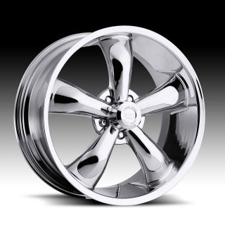 18 inch Vision 142 Legend 5 Chrome Wheels Rim 5x115 32