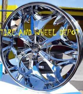 26 INCH B3 WHEELS RIMS & TIRES 6X135 & 6X139.7 TAHOE YUKON ESCALADE