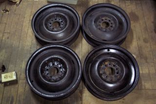 lug steel wheels Chrysler Dodge Plymouth 40 41 46 47 39 DeSoto 38 48