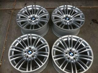 2011 Factory 18 OEM BMW M3 Wheels Rims 335i M5 M6 535i 328i 650i 550i