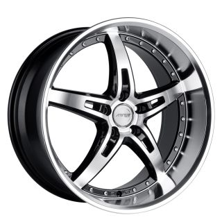 19 MRR GT5 Rims Wheels Lexus IS250 IS300 GS300 RX7 RX8 Mustang G35