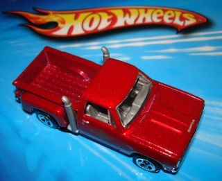 Hot Wheels 2012 78 Dodge Lil Red Express Pickup Truck