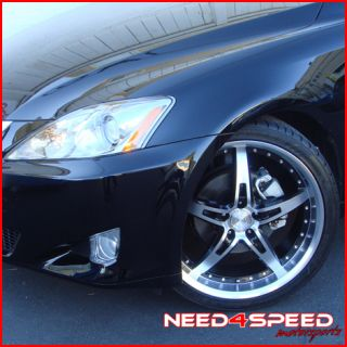 19 Lexus gs350 GS450 GS460 MRR Staggered Wheels Rims