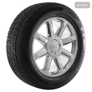 2012 GMC Sierra Yukon 2012 Denali Chrome Rims Wheels and Tires