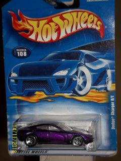 Hot Wheels Dodge Charger R T 2001 New