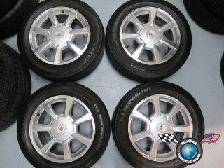 Cadillac CTS STS Factory 17 Wheels Tires OEM Rims 4623 5x120 235 55 17