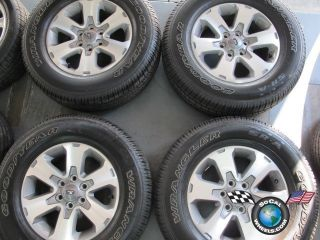 F150 FX2 Factory 18 Wheels Tires OEM Rims Expedition 3832 275 65 18