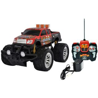 Toys RTR RC 1 14 Scale Remote Control Monster Truck LED Wheels