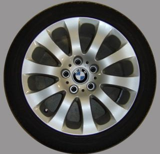 BMW 3 Series Spider Spoke Style 159 Alloy Rim 17