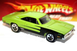 Hot Wheels 69 Dodge Charger Mopar Mania Exclusive