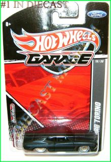 1970 70 Ford Torino Garage Hot Wheels HW 2011 Diecast
