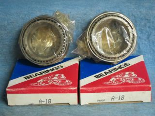 1974 75 76 77 78 Chrysler Dodge Plymouth Front Wheel Bearings Inner