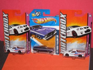 2012 Hot Wheels 73 Ford Falcon XB 2 Holden Ute SSVs Matchbox
