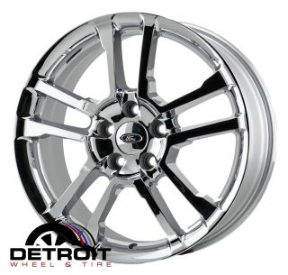 Ford Fusion 18 Chrome Wheels Rims Factory Wheels Set of 4