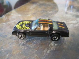 Hot Wheels Mattel Vintage 1977 Hot Bird Trans Am HK Hong Kong