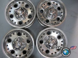 Four 98 Ford Ranger Factory 14 Wheels Rims 3292 F87Z 1007 Ja