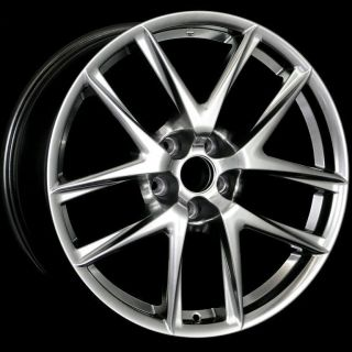 19 LFA Style Staggered Wheels 5x114 3 Rims Fits Lexus GS300 350 400