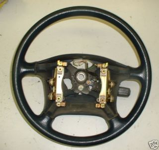 90 91 92 93 Toyota Celica Steering Wheel Blue Cruise Control Switch