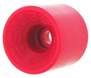 Sims Pure Juice Skateboard Wheels 64mm 90A Red