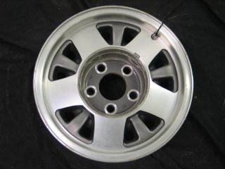Chevy 1500 Van Pickup 93 99 Alloy Wheel Rim Mag 15 x 7 5016