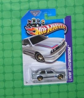 2013 Hot Wheels Showroom HW All Stars 172 92 BMW M3