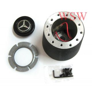 Boss Kit Steering Wheel Hub Adapter New Fits Mercedes Benz W107 W114