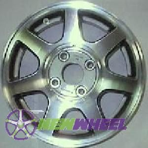 Factory Alloy Wheel Honda Accord 94 95 15 63742