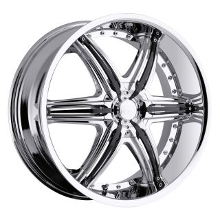 22 VCT Mobster Wheels Rims Tires 5x115 Cadillac STS DTS cts 2000 2001