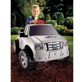 Fisher Price Power Wheels Ford F150 Ride on 6V