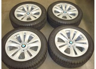 2012 18 BMW Wheels Rims Goodyear Eagle LS Run Flat Tires 5 7 Series GT